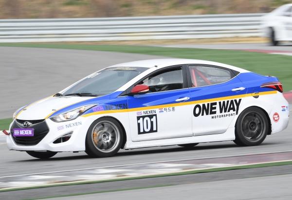 하드론 GT-100 결승전에서 원상연이 시즌 첫 우승을 차지했다. (사진=권진욱 기자. KSR)